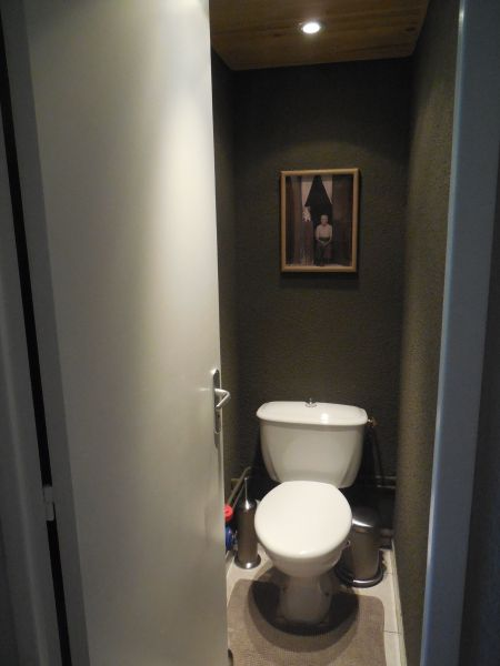Bathroom w/toilet only Location Apartment 106400 Le Corbier