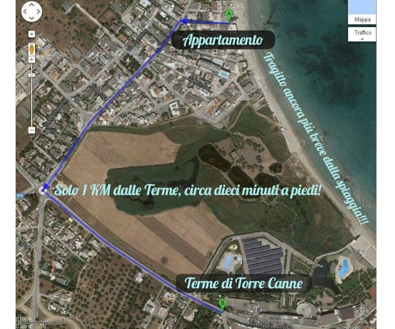 Other view Location Apartment 109503 Torre Canne