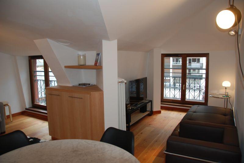 Living room Location Apartment 112088 Chamonix Mont-Blanc