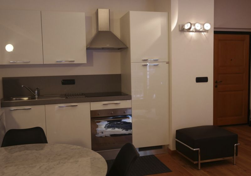 Open-plan kitchen Location Apartment 112088 Chamonix Mont-Blanc