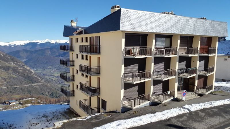 View of the property from outside Location Apartment 112252 Saint Lary Soulan