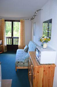 Location One-room apartment 112668 Briançon