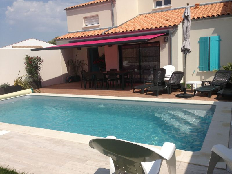 Swimming pool Location House 114259 Royan