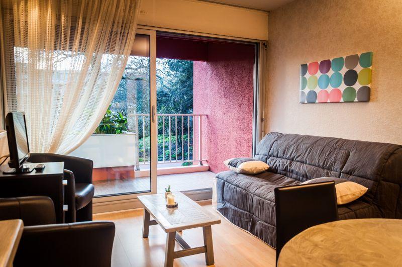 Living room Location Apartment 117921 Arcachon