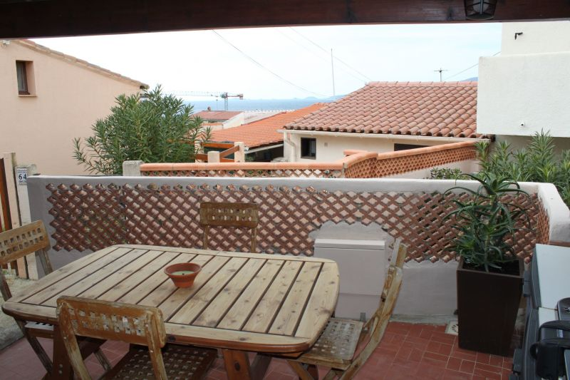 View from the terrace Location Apartment 118306 Porticcio