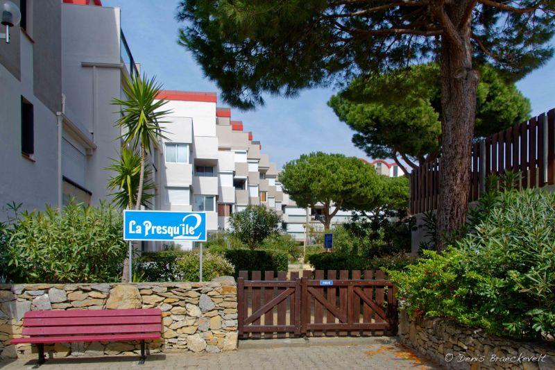 Garden Location Apartment 119065 Gruissan