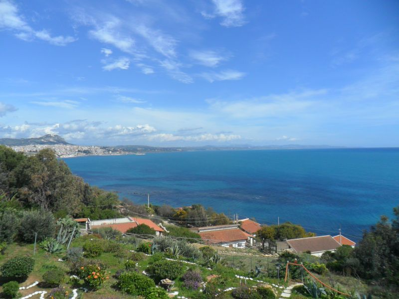 View from the terrace Location Apartment 64338 Sciacca
