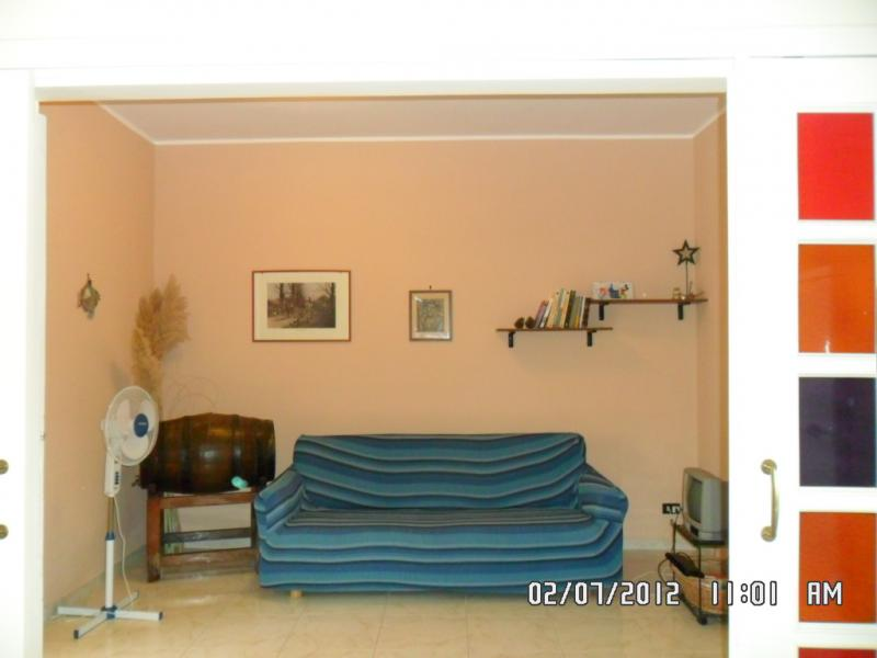 Living room Location Apartment 64338 Sciacca