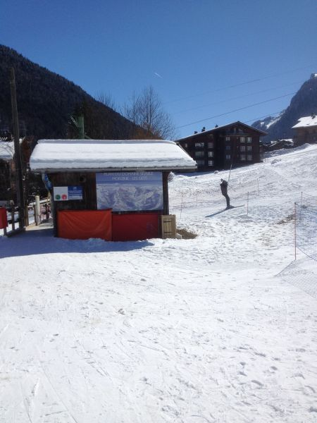 View of the property from outside Location Apartment 66830 Morzine