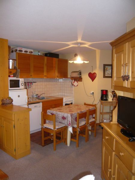 Kitchenette Location Apartment 66830 Morzine