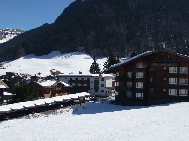 Parking Location Apartment 66830 Morzine