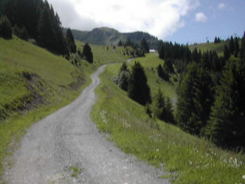 Surroundings Location Apartment 66830 Morzine