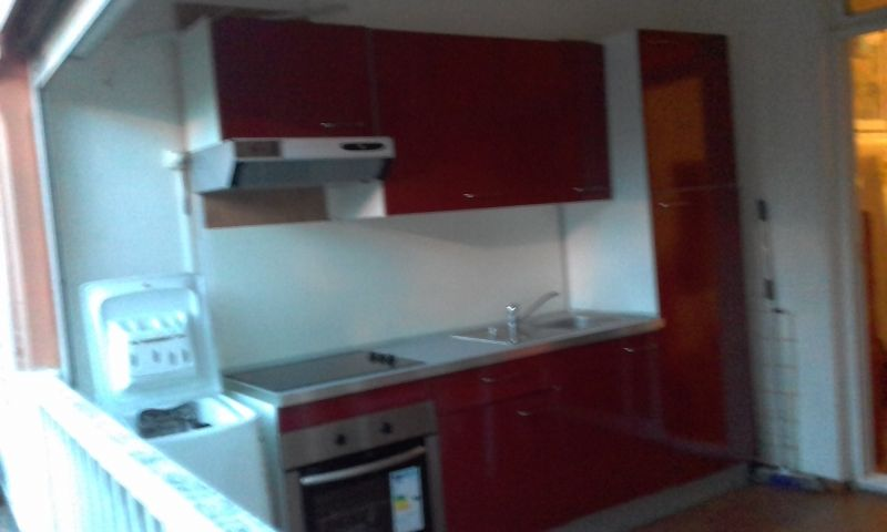 Kitchenette Location One-room apartment 67507 Saint Francois