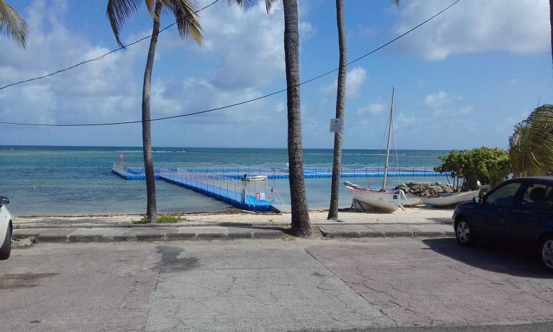 Beach Location One-room apartment 67507 Saint Francois