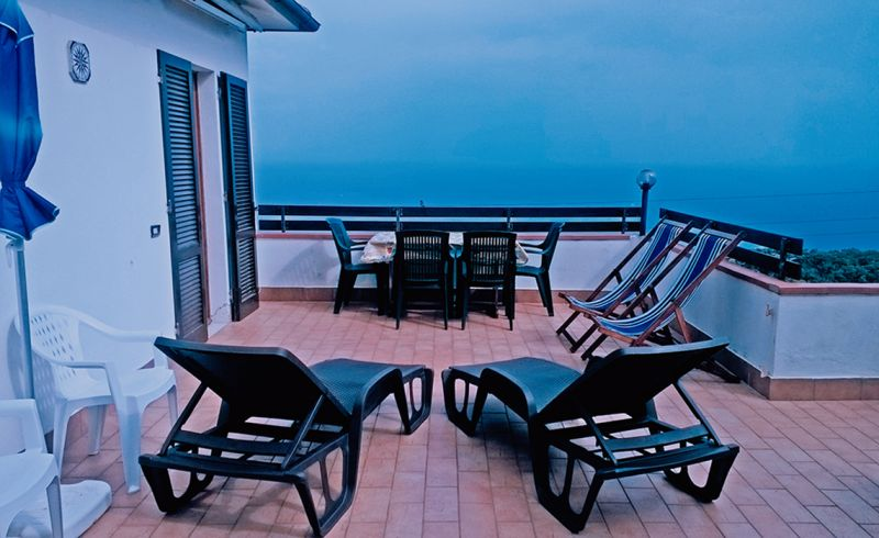 Terrace Location Apartment 69962 Marciana