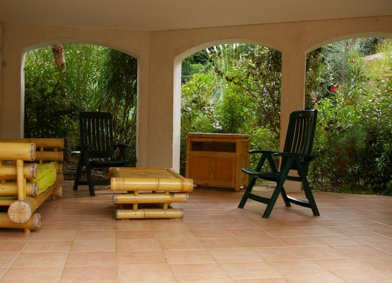 Covered balcony Location House 70377 Saint Tropez