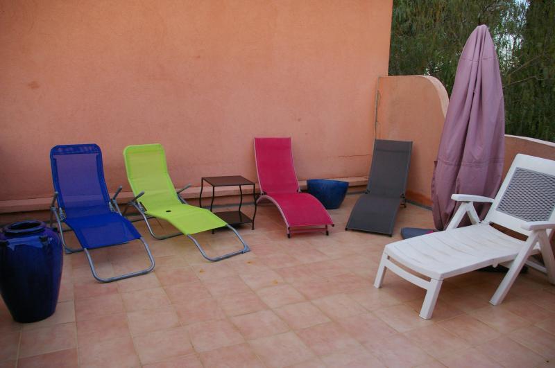 Balcony Location House 70377 Saint Tropez