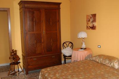 bedroom Location One-room apartment 73000 Castellammare del Golfo