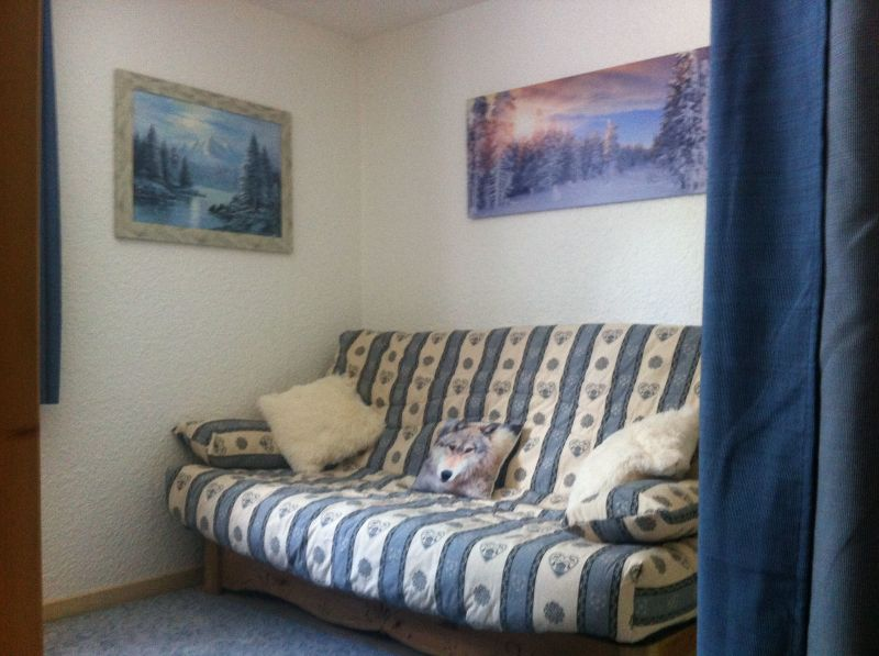 bedroom Location One-room apartment 73671 Les Carroz d'Araches