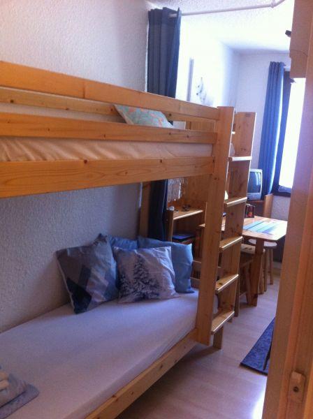 Corridor Location One-room apartment 73671 Les Carroz d'Araches