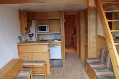 Kitchenette Location Apartment 74306 Les Arcs