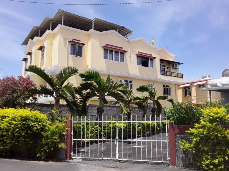 Map of property Location Villa 76883 Grand Baie