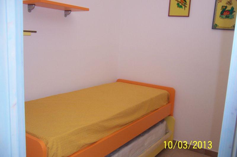 bedroom 2 Location Apartment 77582 Marina di Novaglie