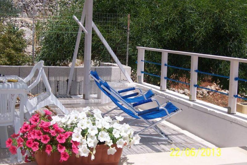 Terrace Location Apartment 77582 Marina di Novaglie