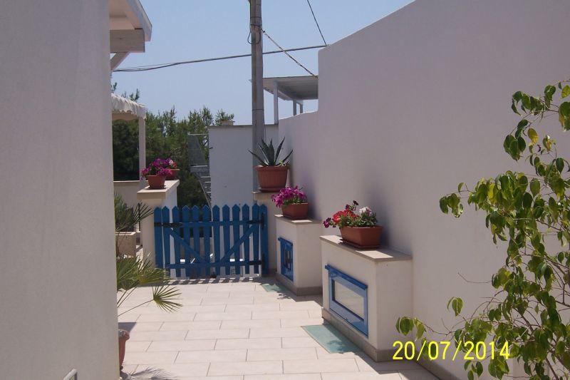 Courtyard Location Apartment 77582 Marina di Novaglie