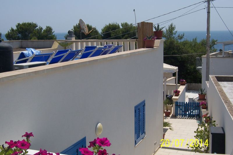 View of the property from outside Location Apartment 77582 Marina di Novaglie