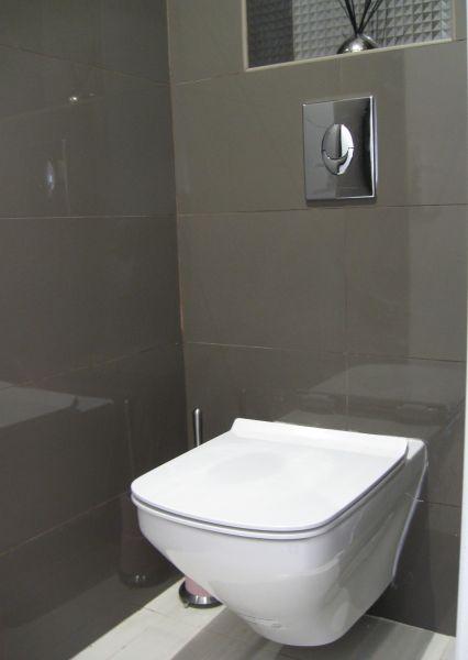 Bathroom w/toilet only Location Apartment 78148 Juan les Pins