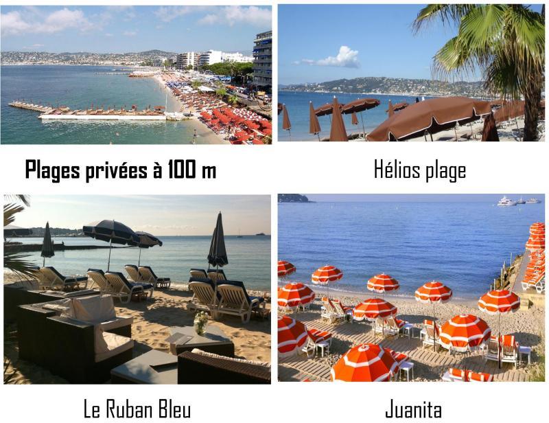 Beach Location Apartment 78148 Juan les Pins