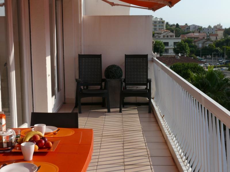 Terrace Location Apartment 78148 Juan les Pins