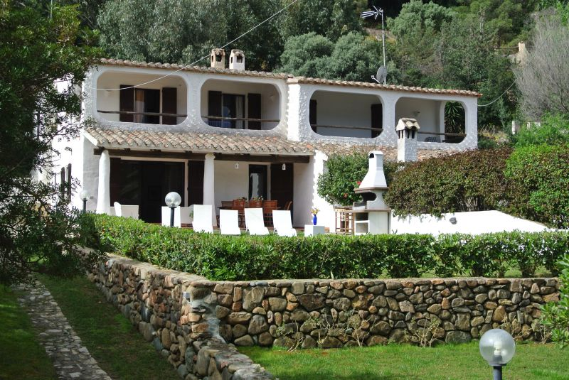 View of the property from outside Location Villa 79734 Torre delle Stelle