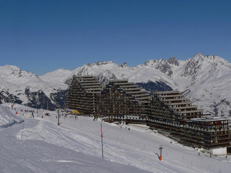 Surroundings Location Apartment 79745 La Plagne