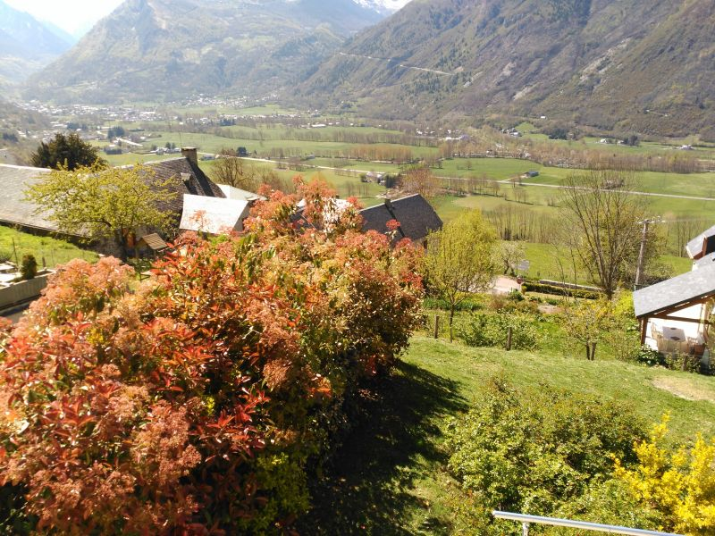 Garden Location Vacation rental 80216 Saint Lary Soulan