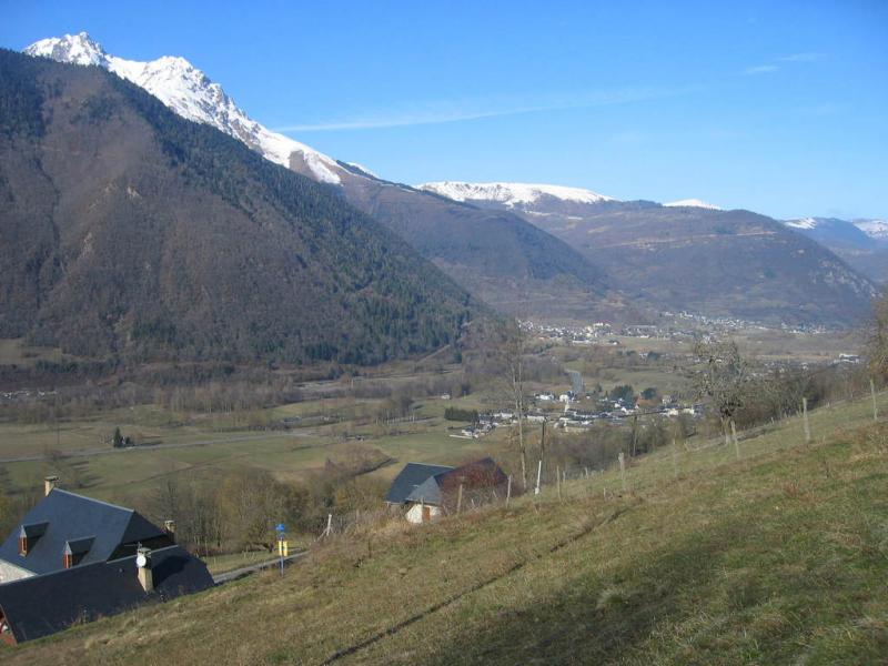 View from the property Location Vacation rental 80216 Saint Lary Soulan