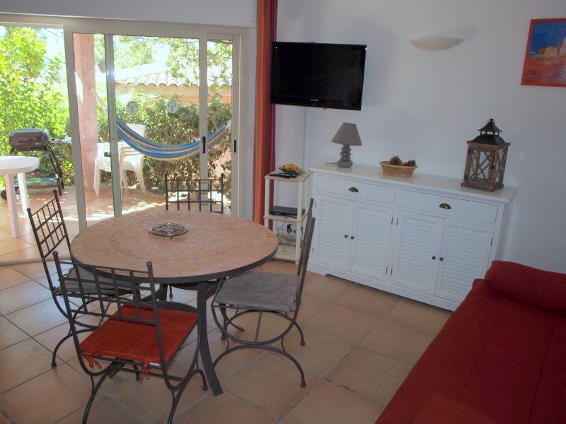 Dining room Location Villa 80576 Porto Vecchio
