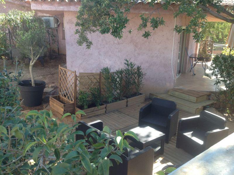 Garden Location Villa 80576 Porto Vecchio