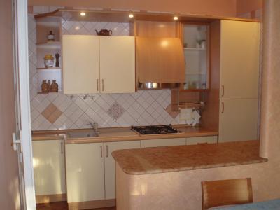Kitchenette Location Apartment 82852 Gallipoli