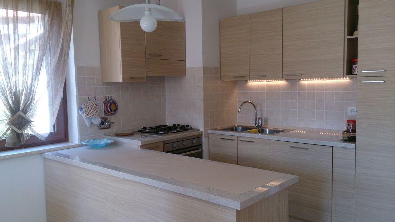 Kitchenette Location Apartment 85967 Auronzo di Cadore