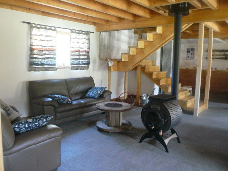 Living room Location Chalet 88148 Luz Saint Sauveur