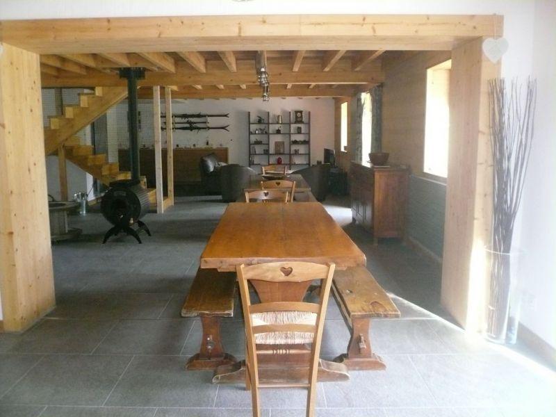 Dining room Location Chalet 88148 Luz Saint Sauveur