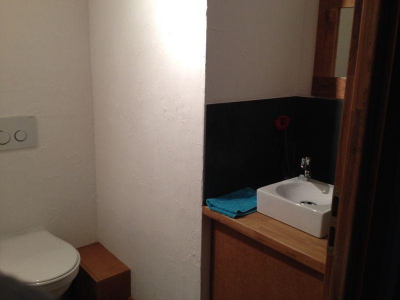 Bathroom w/toilet only 1 Location Chalet 88148 Luz Saint Sauveur