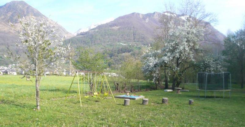 Garden Location Chalet 88148 Luz Saint Sauveur