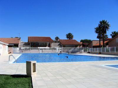 Swimming pool Location Apartment 89502 Saint Cyprien Plage