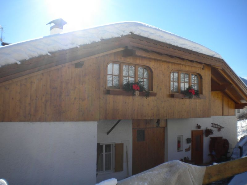 View of the property from outside Location Apartment 91170 Val di Fiemme