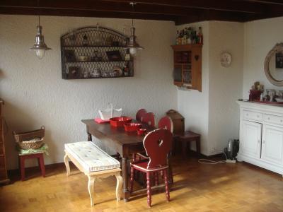 Dining room Location Apartment 91602 Pra Loup
