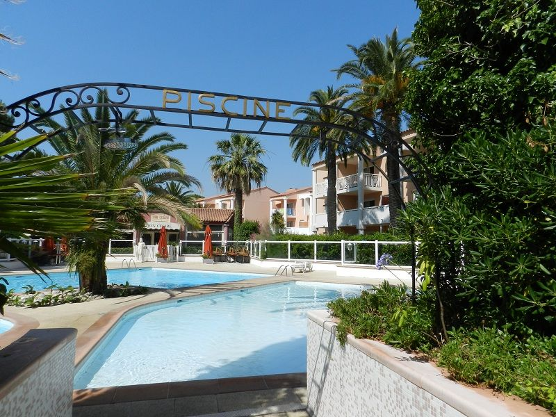 Swimming pool Location Apartment 94886 Golfe Juan