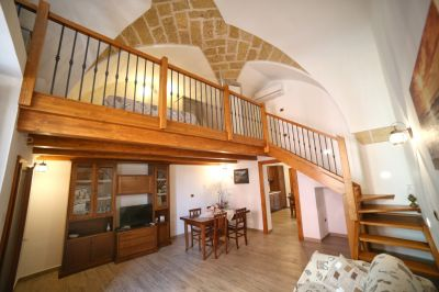 Living room Location House 105614 Pescoluse